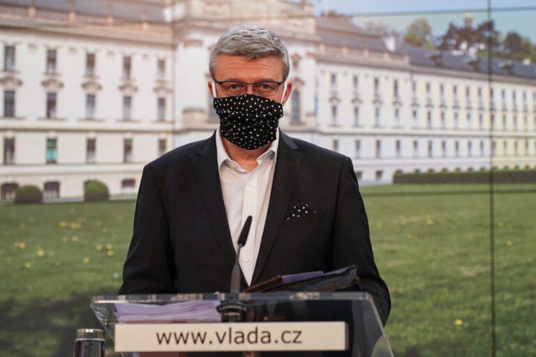 Vláda ČR.