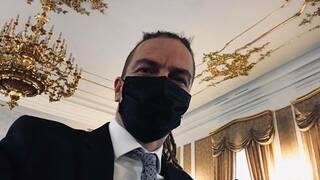 Ivan Bartoš je předseda České pirátské strany