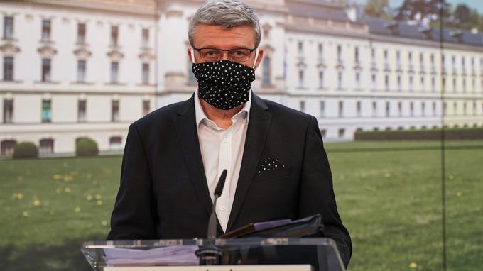 Karel Havlíček slíbil nezvyšovat daně.