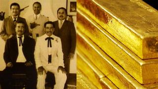 Leon Trabuco se svými kumpány.