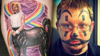 Nejhorší tetování všech dob