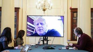 Boris Johnson před hospitalizací byl v karanténě.