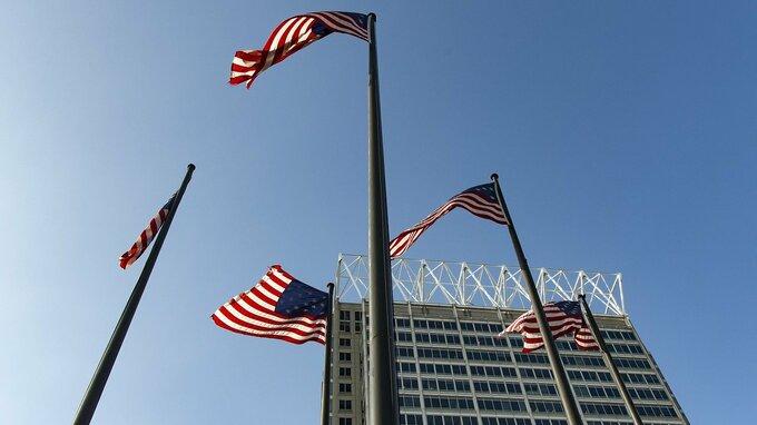 V USA lidé protestují kvůli karanténě.
