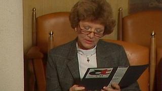 Heda Čechová byla vynikající moderátorka.