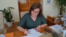 Alena Schillerová – ministryně financí.