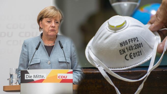 Angela Merkelová je přesvědčena, že to nejhorší svět teprve čeká.