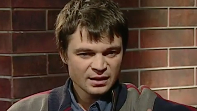 Lukáš Pollert (reprofoto youtube.com, ČT)
