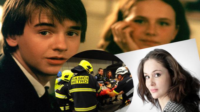 Ve filmu Pelíšky si Dagmar Teichmannová zahrála roli studentky.