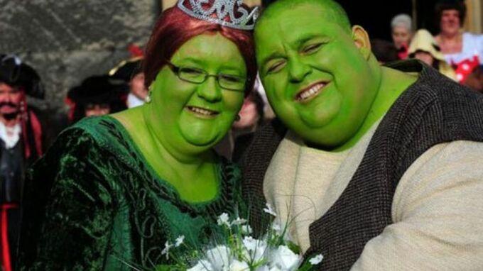 Nejbizarnější svatby světa. Radši nic než tohle