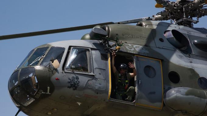 Vojáci pomohou Karlovarskému kraji /Ilustrační foto/
