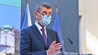 Premiér České republiky Andrej Babiš