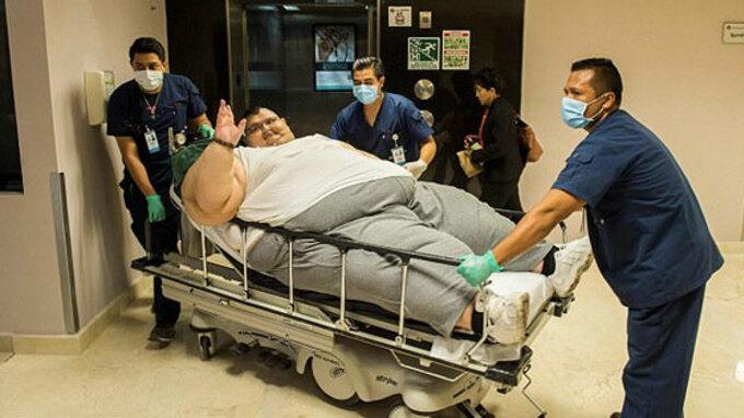 Jeremy v nemocnici