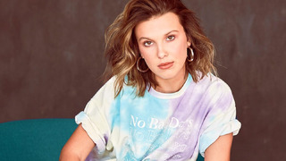 Millie Bobby Brown ze Stranger Things