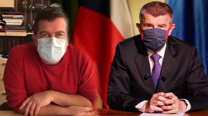 Hamáček a Babiš se vyjádřili k aktuální situaci.