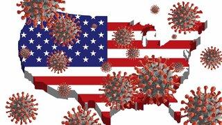 Koronavirus: V USA podlehlo nákaze více než 100 tisíc lidí.