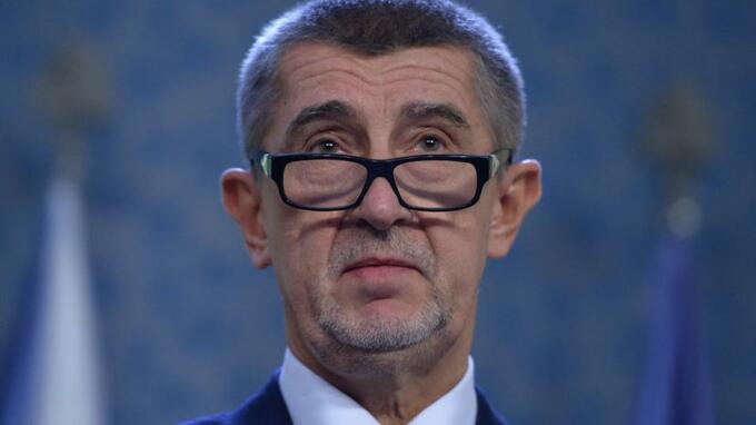 Premiér Babiš