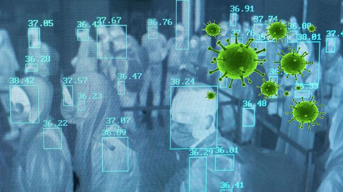 Koronavirus je nebezpečné respirační onemocnění.