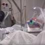 Koronavirus se v této nemocnici vymkl kontrole (reprofoto YouTube.com)
