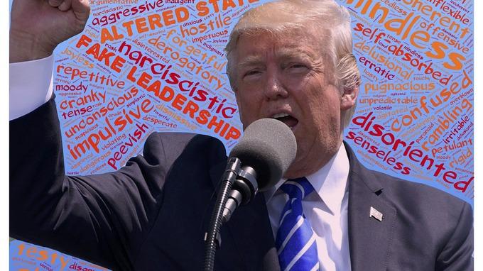 Donal oznámil, že chce dočasně zakázat migraci lidí do USA