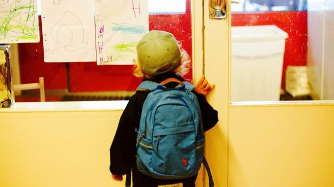 V pondělí se otevřely školy pro děti prvního stupně.