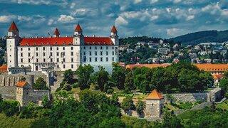 Bratislava, hlavní město Slovenska