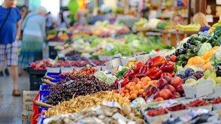 Ceny ovoce a zeleniny jsou vysoké.