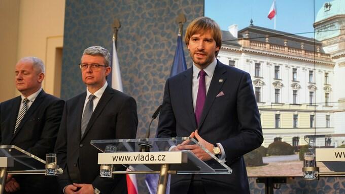 Ministr promluvil o nových změnách.