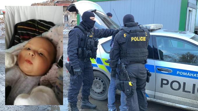 Policie vyhlásila pátrání po dítěti v ohrožení.