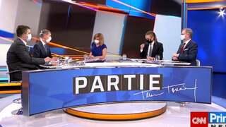 Babiš utřel moderátorku CNN