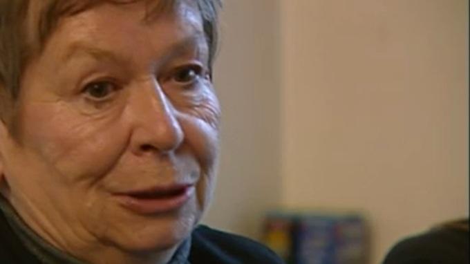 Zdena Tominová byla mluvčí Charty 77.