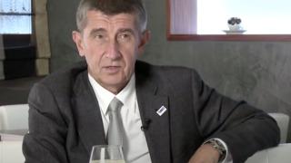 Babiš odsoudil tretní oznámení od Jermanové na záchranářku