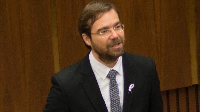 Slovenský ministr zdravotnictví Marek Krajčí