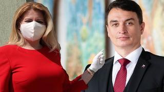 Zuzana Čaputová a její partner Juraj Rizman