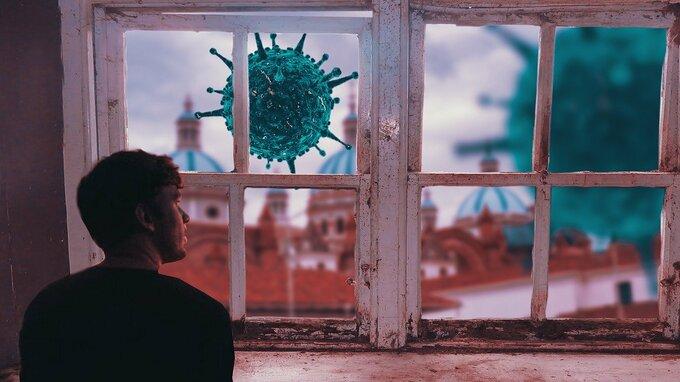 Koronavirus – ilustrační foto