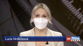 Redaktorka Lucie Hrdličková
