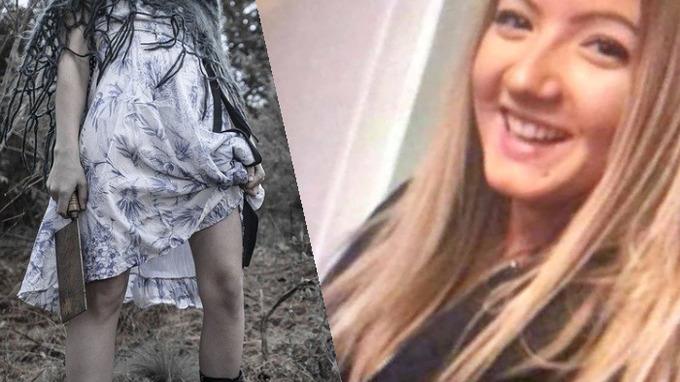 Švédsko řeší brutální vraždu krásné dívky.