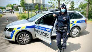 Policistka, která muže zadržela
