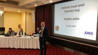 Krajský sněm potvrdil návrh kandidátky pro volby 2020