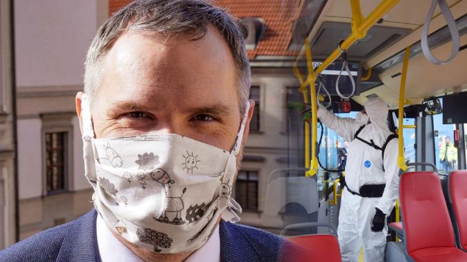 Zdeněk Hřib a jeho kolegové musí do karantény.
