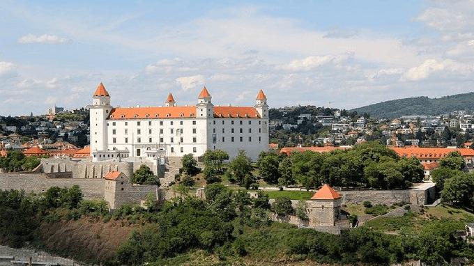 Bratislava – ilustrační foto.