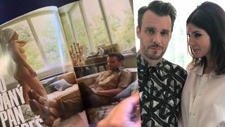 Leoš a Monika nafotili sérii snímků pro známý časopis.