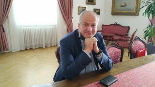 Ministr zdravotnictví Roman Prymula