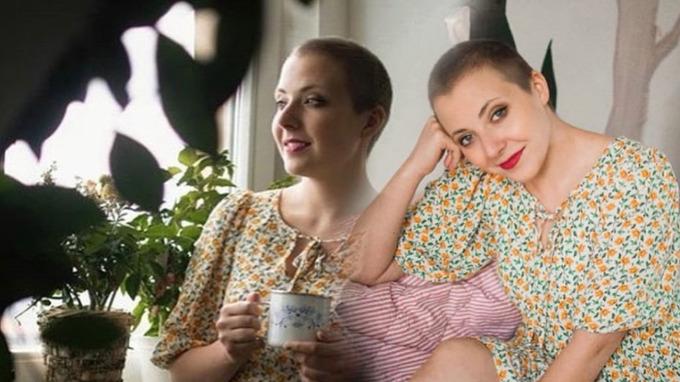 Anna Slováčková překonává nejtěžší období ve svém životě s úsměvem.