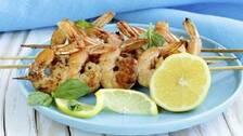 Krevety mohou být naprosto skvělým pokrmem.