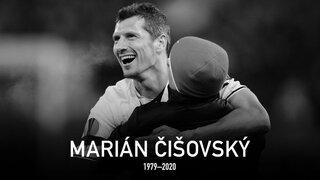 Marian Čišovský zemřel