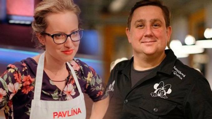 Jan Punčochář zařadil Pavlínu do nejtalentovanější pětice kuchařů.