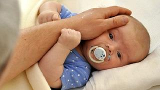Ilustrační foto – miminko podlehlo koronaviru.