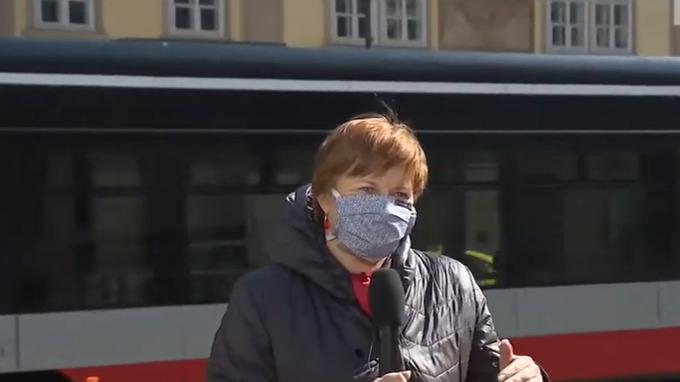 Jarmila Rážová – hlavní hygienička
