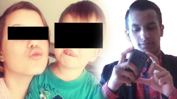 Josef K. utýral tříleté dítě.