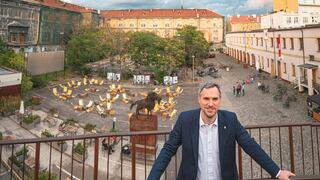 Zdeněk Hřib je otevřený politik.